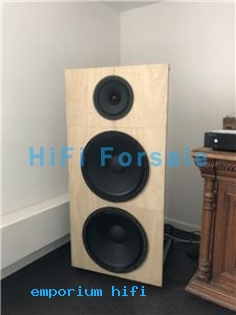 HiFi Forsale | Buy this used Open Baffle Speakers With 2 X
