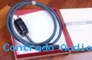 Kondo ACz Avocado silver power cable 2,0 metre BRAND NEW (2 available) Power Cable