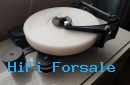 Townshend rock 7 Turntable